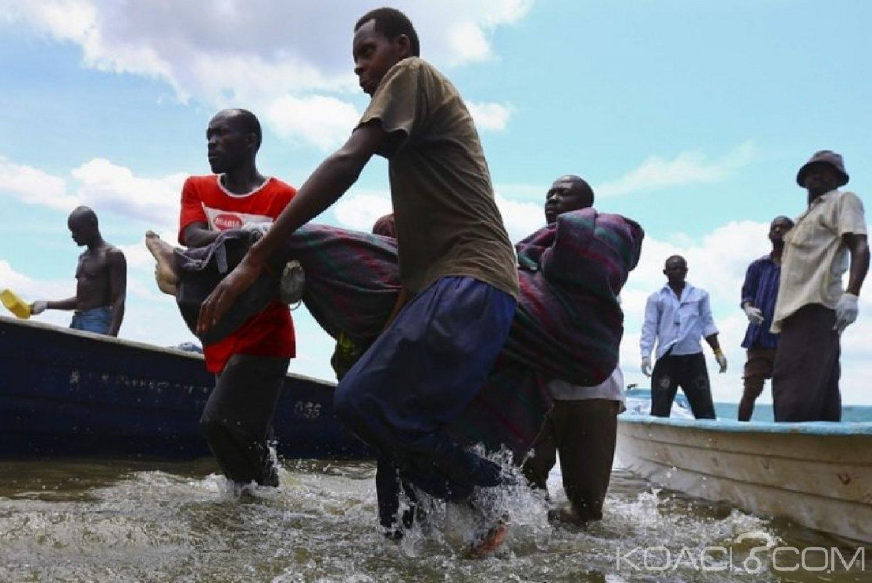 RDC : Nouveau naufrage, 37 morts au moins après le chavirement d'une pirogue motorisée