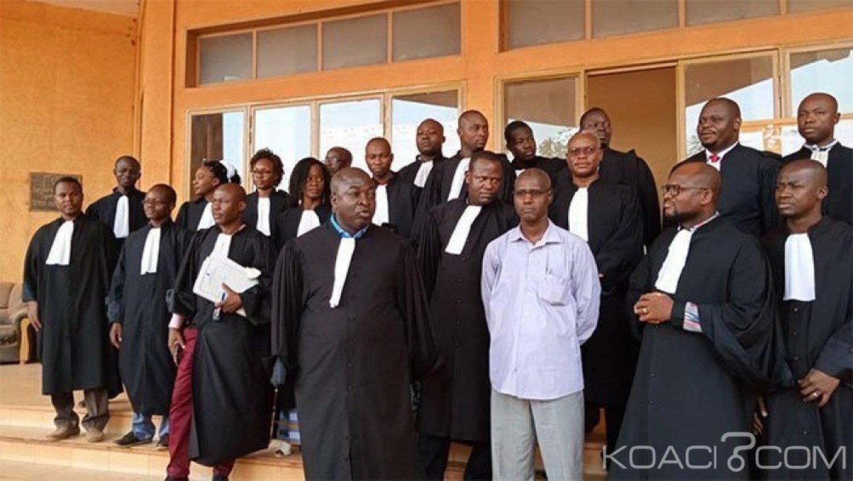 Burkina Faso : les avocats en arrêt de travail durant 96 heures