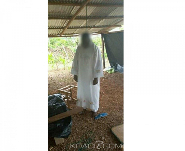 Côte d'Ivoire : Drame à Affiénou, un prêtre retrouvé mort pendu