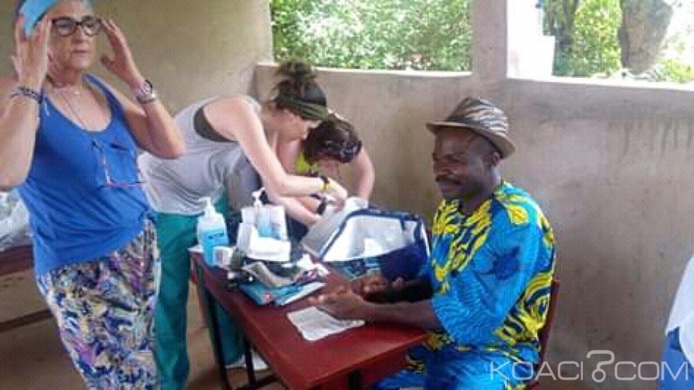 Côte d'Ivoire : Dans le Iffou pour le bien-être de la population, des consultations foraines lancées par deux structures