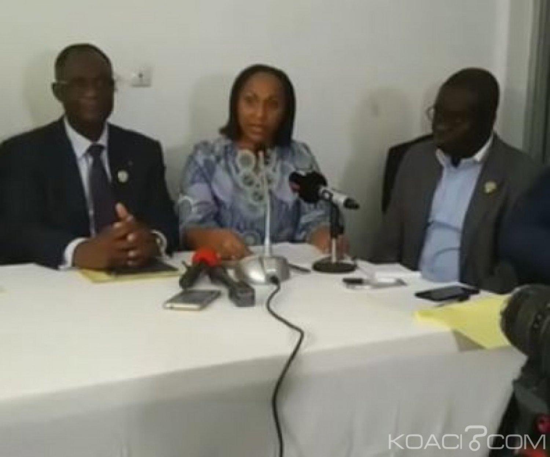 Côte d'Ivoire : Mise en place  du Bureau de l'Assemblée nationale, les députés de l'opposition dénoncent les « dérives autocratiques » de Soumahoro