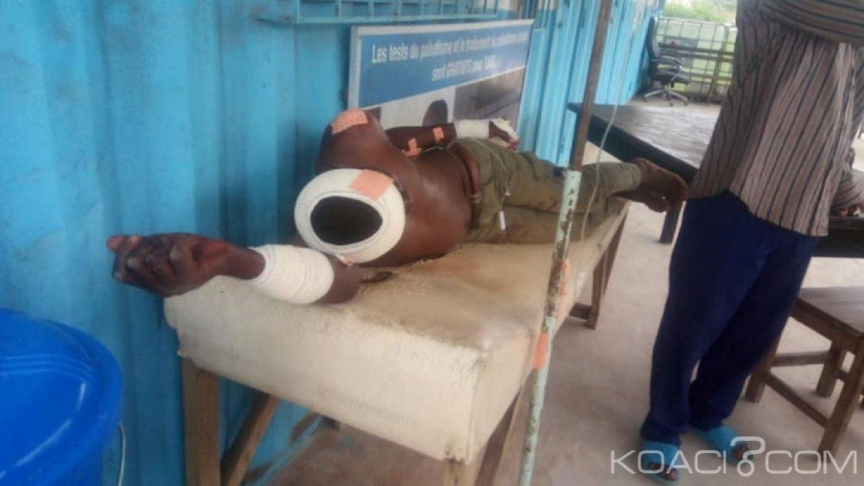 Côte d'Ivoire : À Méagui un Mauritanien découpe à la machette un vendeur de produits cosmétiques