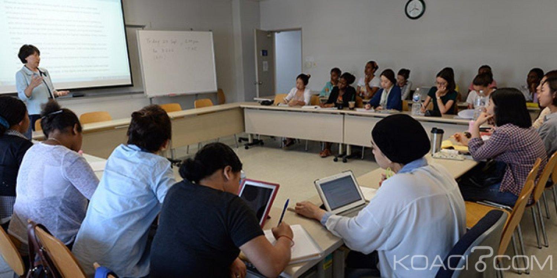 Côte d'Ivoire : La République de Corée offre des bourses d'études aux étudiantes ivoiriennes, date limite du dépôt  des dossiers 30 avril prochain