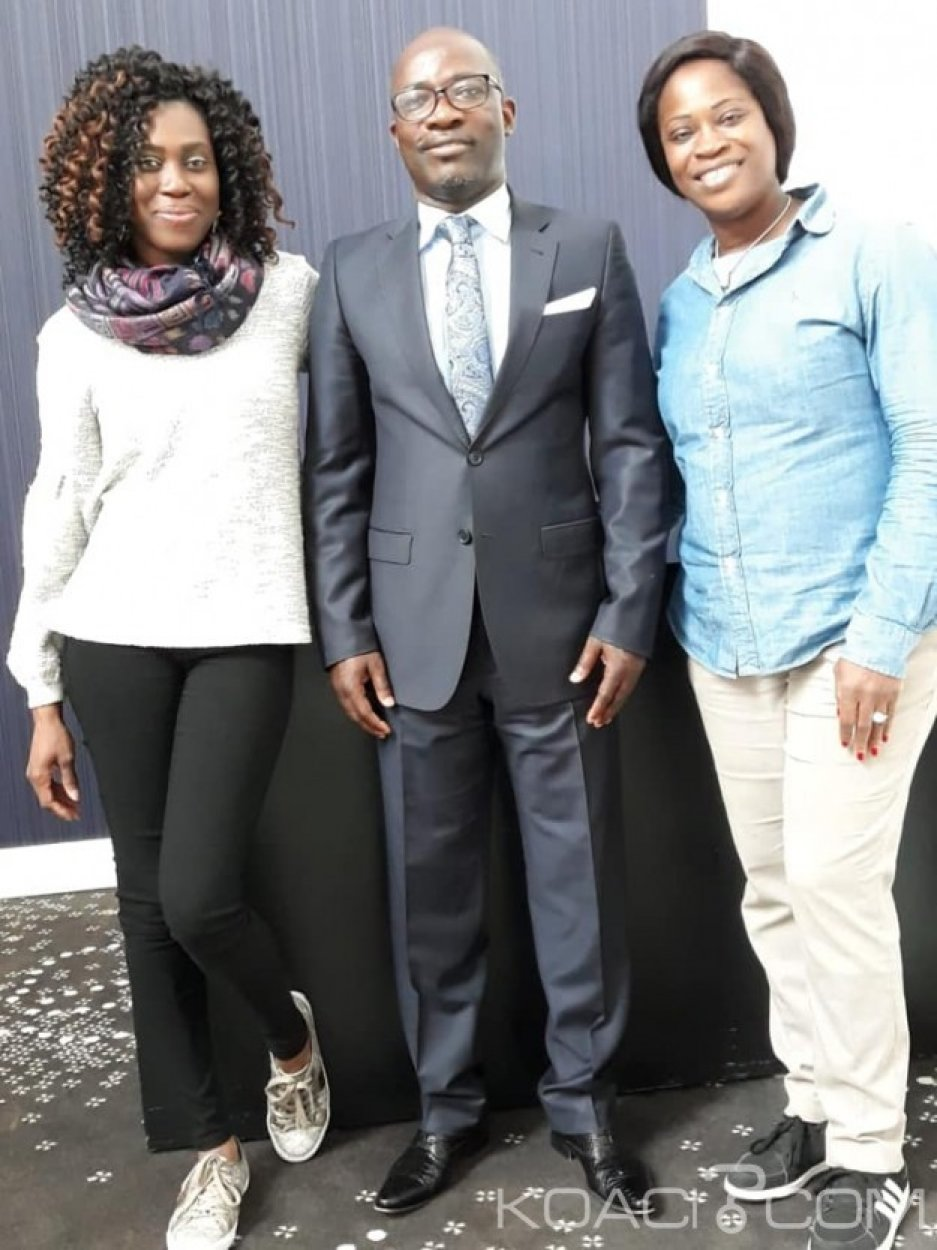 Côte d'Ivoire : Des filles de Gbagbo chez Blé en Hollande