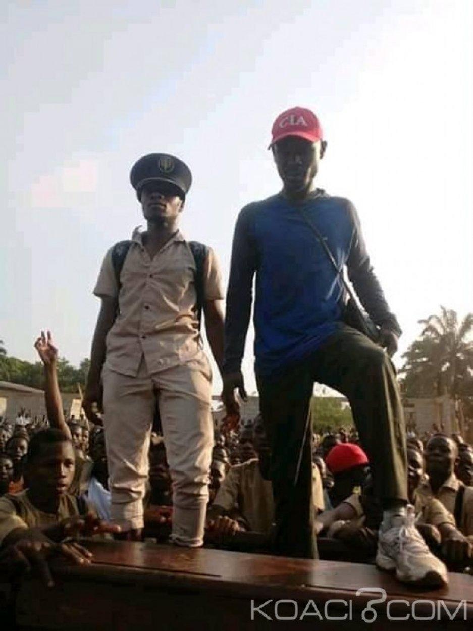 Côte d'Ivoire : Plus de deux mois après son arrestation, Aristide Ozoukou toujours en détention, son organisation demande la clémence du chef de l'Etat