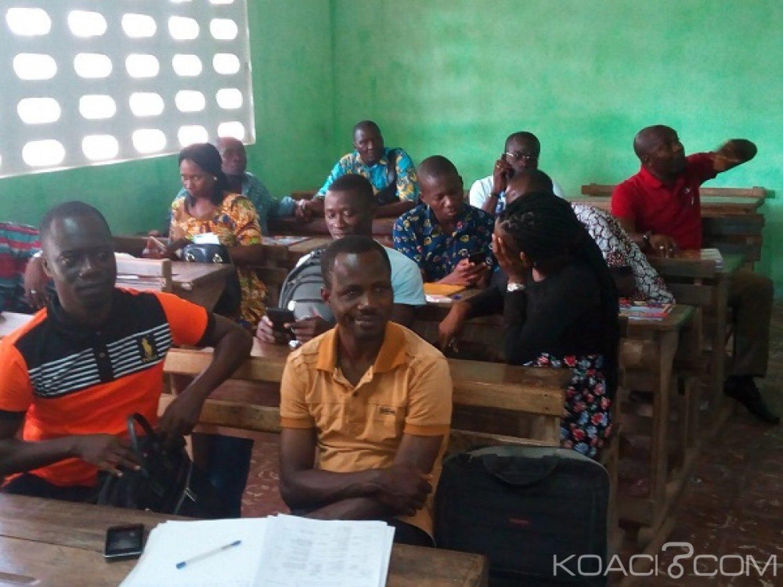 Côte d'Ivoire : Concours exceptionnel de recrutement des instituteurs adjoints contractuels, les  épreuves écrites pour ce dimanche