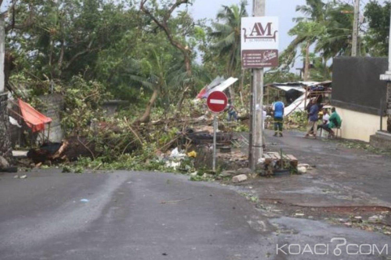 Mozambique :  Après Idai, le cyclone Keneth  fait déjà un mort dans le nord