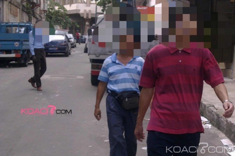 Côte d'Ivoire: Deux chinois braquent un magasin à Treichville, 02 millions Fcfa emportés
