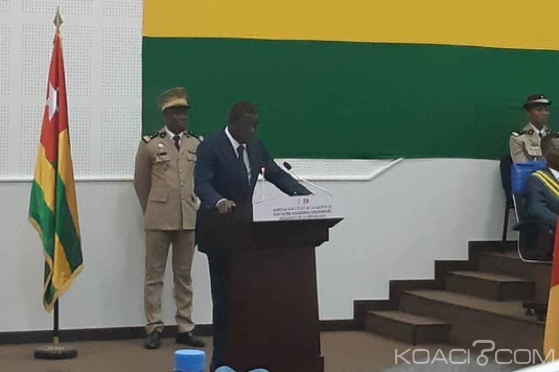 Togo : Etat de la Nation, Faure Gnassingbé évoque les priorités et les réformes à l'Assemblée nationale