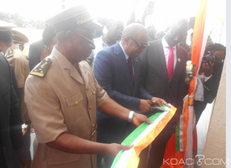 Côte d'Ivoire : Depuis Daloa, le ministre  de la justice réitère sa fermeté aux parquets la gestion  des coupeurs de routes et des « microbes »