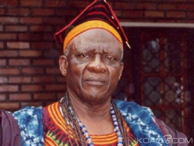 Cameroun : (Bref ?) enlèvement de l'opposant Fru Ndi leader du Sdf principal parti de l'opposition