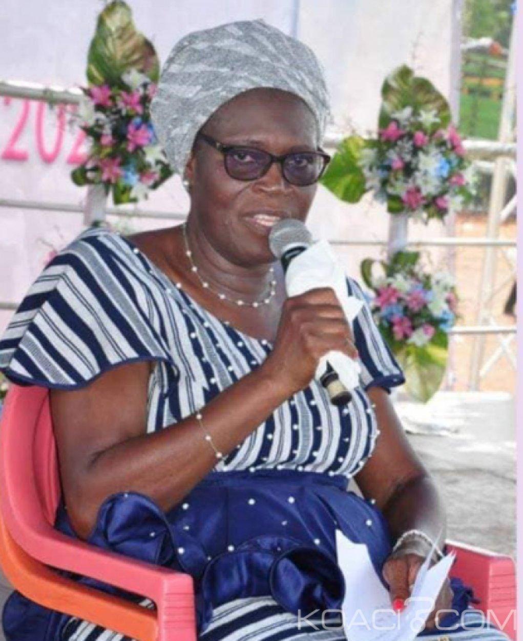 Côte d'Ivoire : Depuis Duekoué, Simone appelle à la restitution des biens et à la reconnaissance du génocide wê