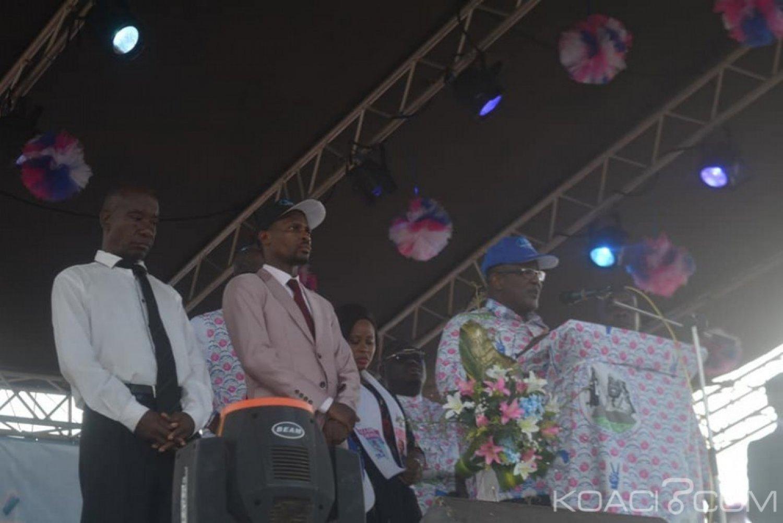 Côte d'Ivoire : 2020, Ouégnin, la « fête de la liberté, Duékoué 2019 que nous célébrons aujourd'hui annonce la libération du pays »