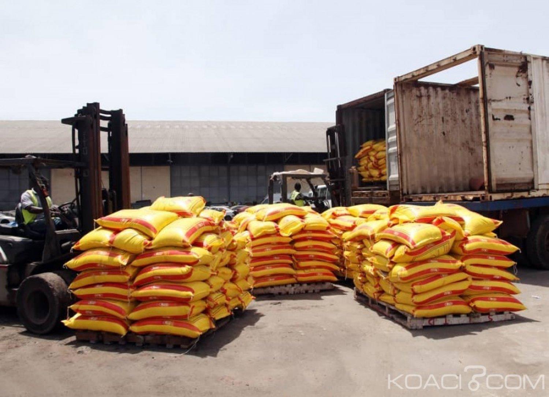 Côte d'Ivoire : Riz avarié, le gouvernement sanctionne pour un an deux entreprises impliquées dans l'affaire