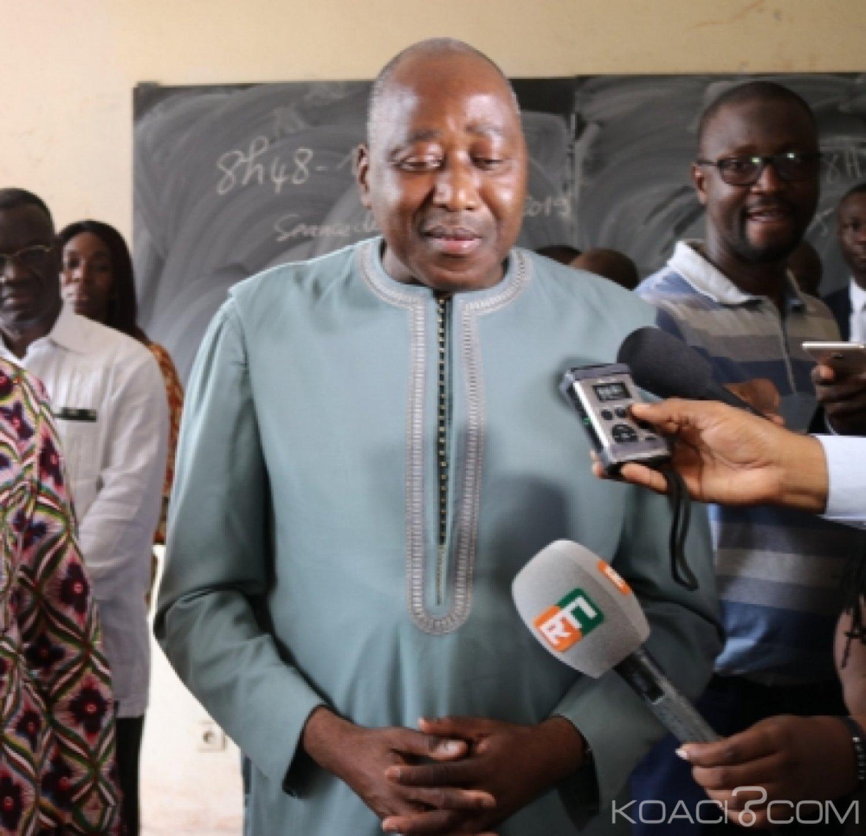 Côte d'Ivoire: Amadou Gon «Dites à ceux qui parcourent le pays qu'ils n'ont ni la capacité ni la compétence de faire injonction au gouvernement»