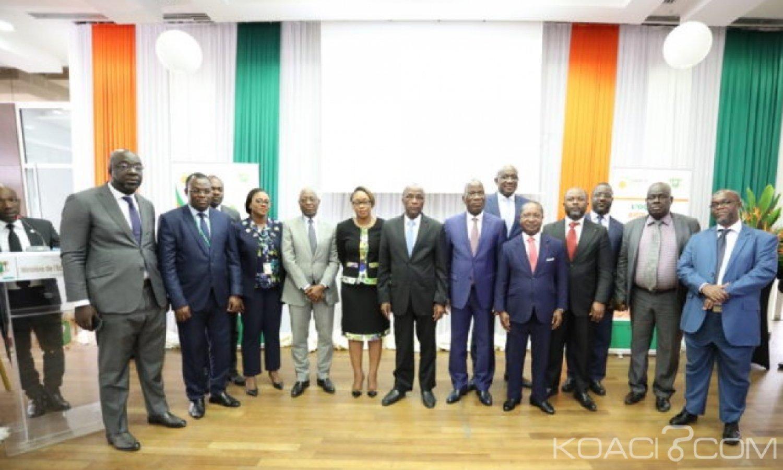 Côte d'Ivoire : Bonne Gouvernance, l'Observatoire de la Qualité des Services Financiers (OQSF) installé