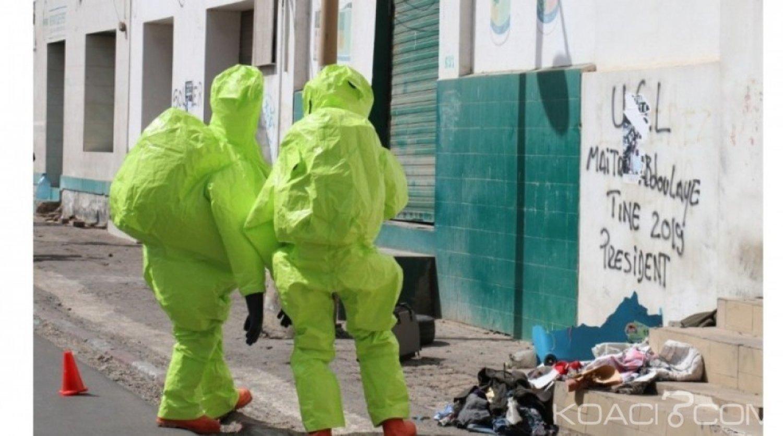 Sénégal: Soupçons d'attentat terroriste, un colis abandonné sème la panique en plein centre ville de Dakar