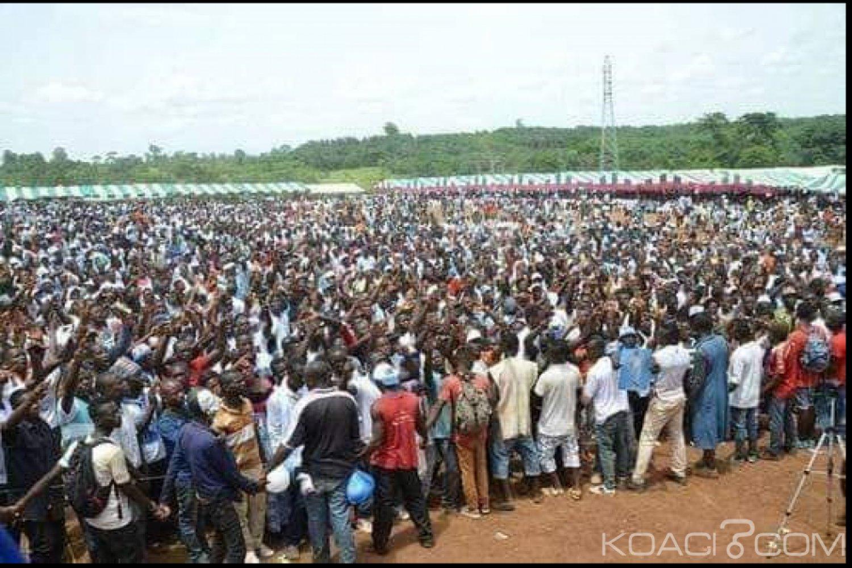 Côte d'Ivoire : Mobilisation à la fête de liberté, Lazare Koffi Koffi « C'est un désaveu cinglant infligé à tous ceux qui rêvaient de voir disparaître le FPI »