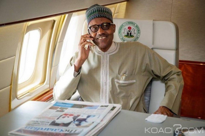 Nigeria : Buhari parti au Royaume-Uni, la présidence et le PDP se disputent