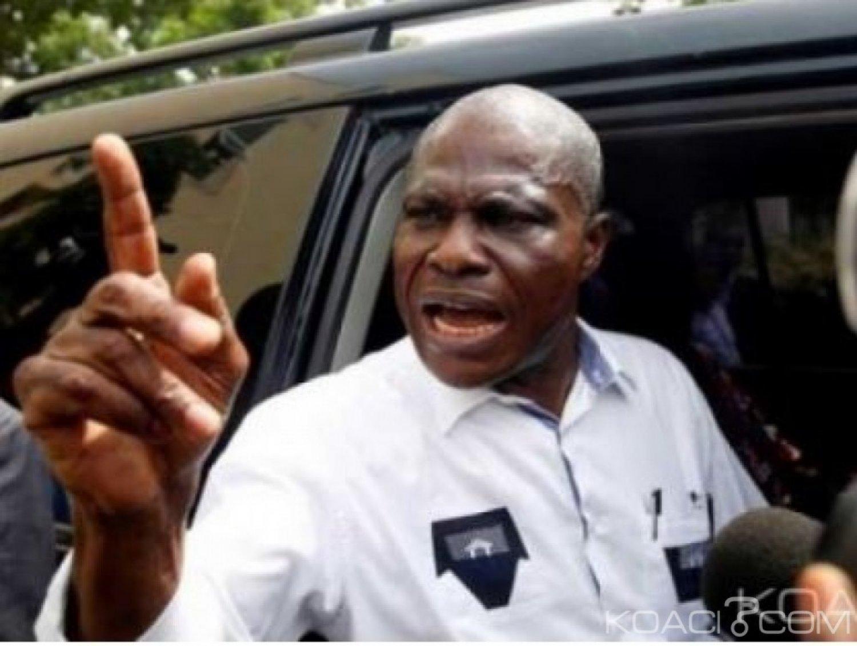 RDC: Martin Fayulu accuse Tshisekedi d'avoir « vendu » le pays et  l'appelle à démissionner