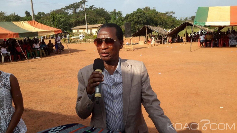 Côte d'Ivoire : Après Agnès Monnet et Amani Michel, un autre soutien là¢che Affi pour se mettre à la disposition de Gbagbo ?