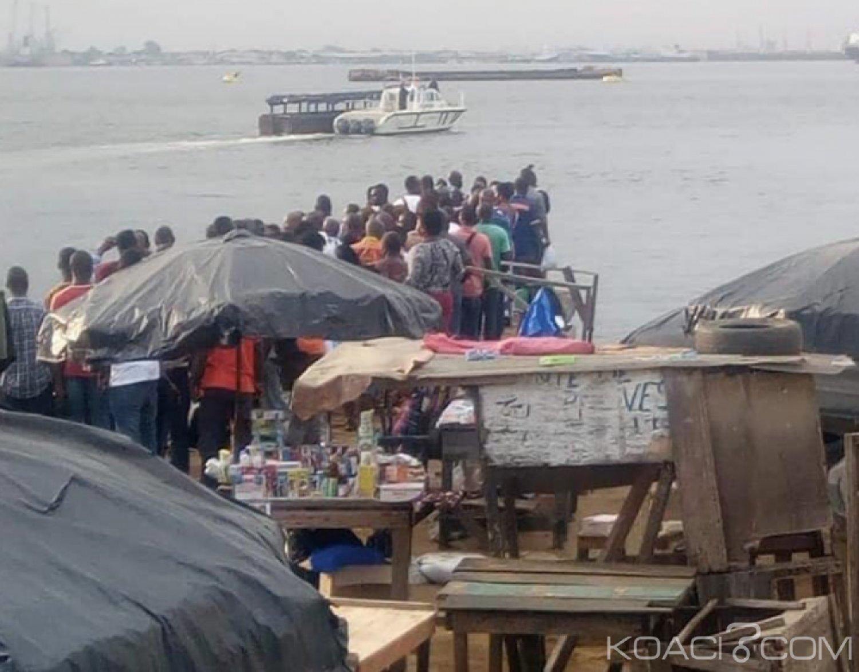 Côte d'Ivoire : Pinasses empêchées  de circuler lundi matin à Abobodoumé, la marine nationale dément toute implication