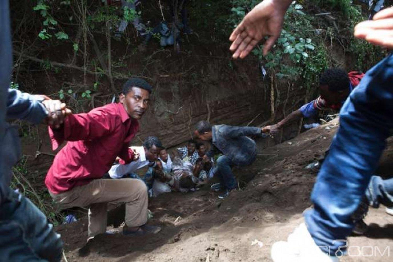 Ethiopie : 17 morts au moins dans des affrontements ethniques dans l' ouest