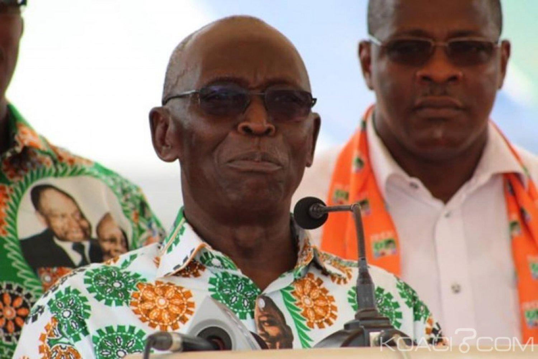 Côte d'Ivoire: Maintien de Ouattara au pouvoir, le Coordonnateur des secrétaires départementaux du RHDP du Béré appelle à la levée de limitation de mandats