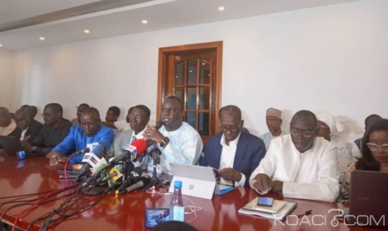Sénégal : Présidentielle 2019, la coalition Idy2019 accuse Macky Sall de fraude et relève 155.248 doublons sur le fichier