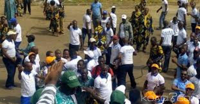 Guinée: Célébration du 1er Mai ,  plusieurs blessés après des affrontements entre travailleurs à Conakry
