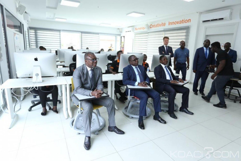 Côte d'Ivoire: L'Orange Digital Academy inaugurée ce jour, les cours débutent le 6 mai