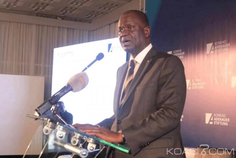 Côte d'Ivoire : Abidjan, Amadou Soumahoro demande aux acteurs politiques d'œuvrer à préserver absolument la stabilité politique et le climat de paix