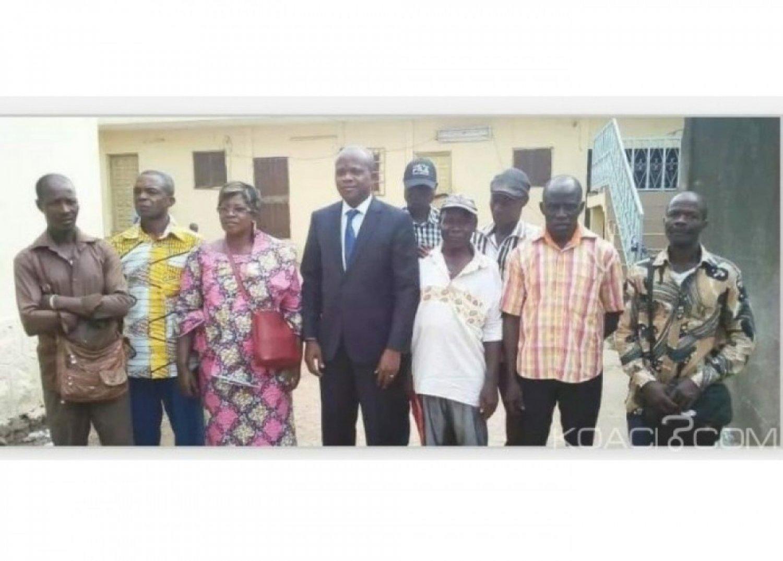 Côte d'Ivoire : A Man, plusieurs militants du RHDP virent au PDCI