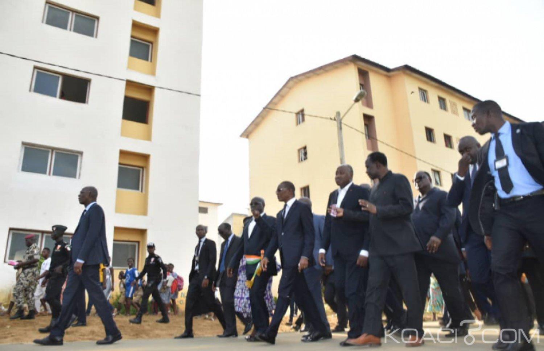 Côte d'Ivoire : Logements sociaux, les propriétaires de la Cité ADO devraient intégrer  leurs maisons en septembre prochain