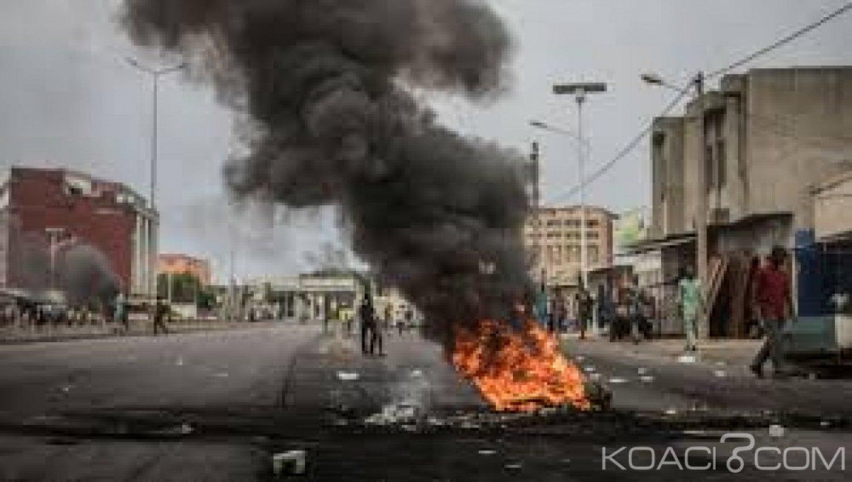 Bénin: Législatives, retour au calme à Cotonou, 04 morts lors des violentes manifestations