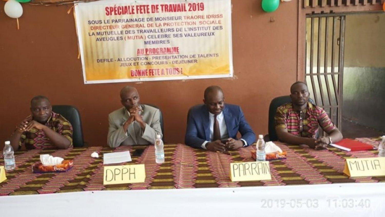 Côte d'Ivoire : Abidjan, les travailleurs de l'Institut national des aveugles plaident pour la généralisation de la prime à tout le personnel du ministère de l'Emploi