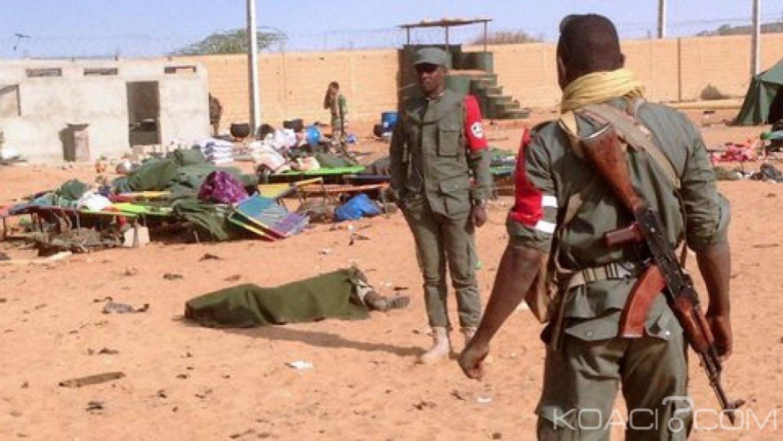 Mali: Dix huit civils tués dans une double embuscade à Mondoro