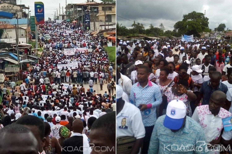 Côte d'Ivoire: Après les «Gbagbo ou rien», Affi organise sa fête de la liberté à Adzopé, plusieurs milliers de participants annoncés