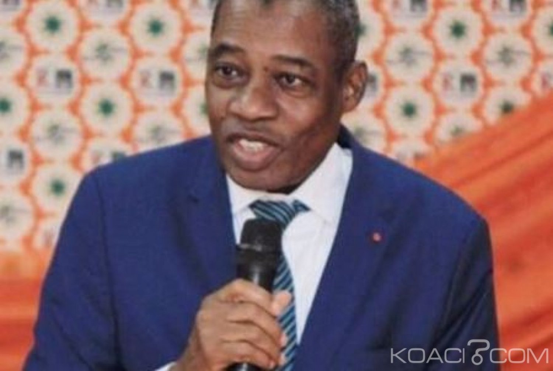 Côte d'Ivoire: Décès à Abidjan de Lemassou Fofana, cadre du RHDP
