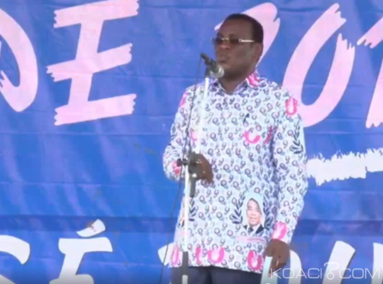 Côte d'Ivoire : Depuis Adzopé, Affi « je suis toujours en contact avec Gbagbo, l'unité est en marche »