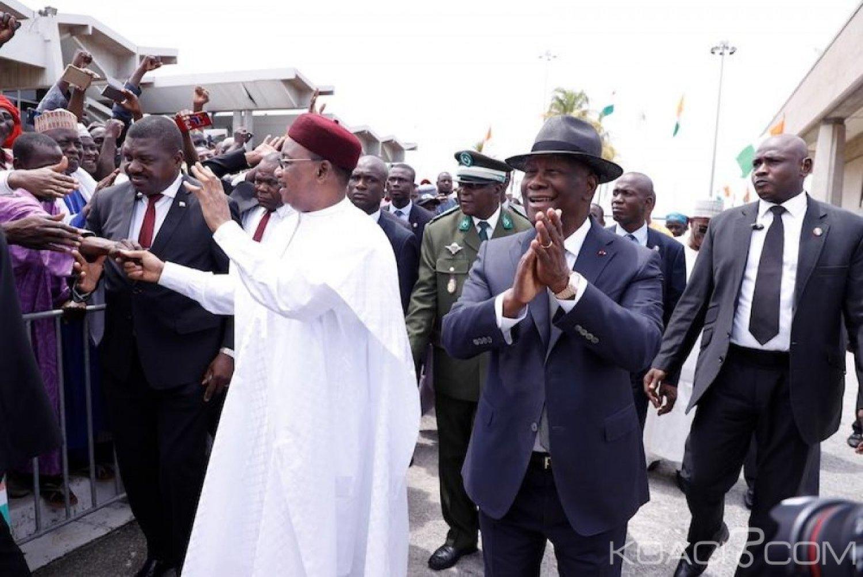 Côte d'Ivoire: Ouattara invite le Niger à s'approprier le PAA et le Port sec de Ferkessé, Issoufou souhaite l'accélération de la monnaie unique de la Cedeao