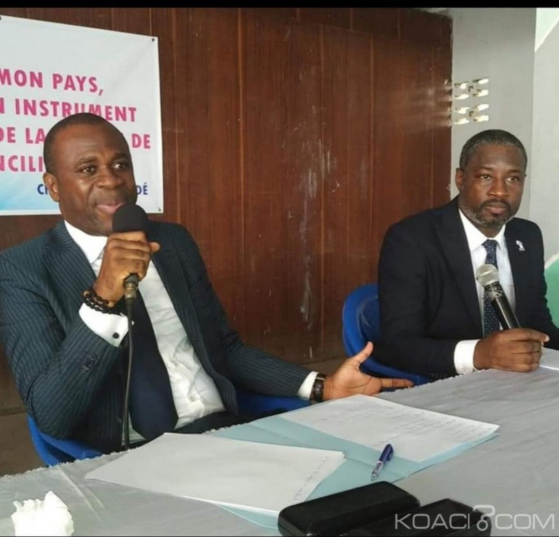 Côte d'Ivoire : A Yopougon, Claver N'dry décrypte le discours de Blé après sa libération