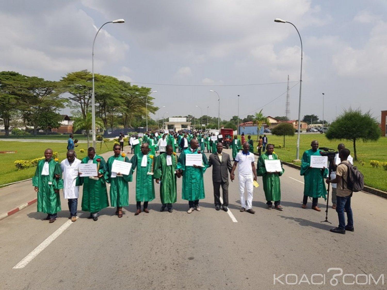 Côte d'Ivoire : Enseignement supérieur, la CNEC dénonce le mépris du gouvernement depuis la trêve et convoque une AG le mercredi prochain