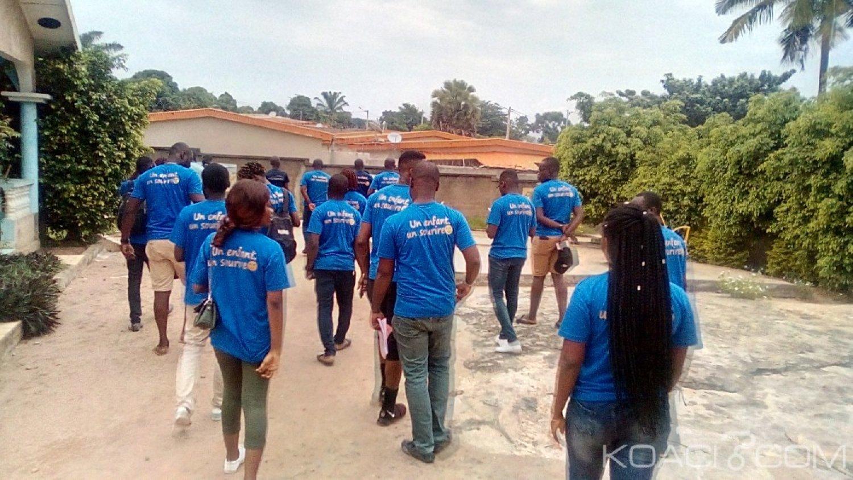Côte d'Ivoire : À Bouaké, dans l'angoisse par manque de vivres pour ses bébés, une pouponnière comblée par les dons d'une structure