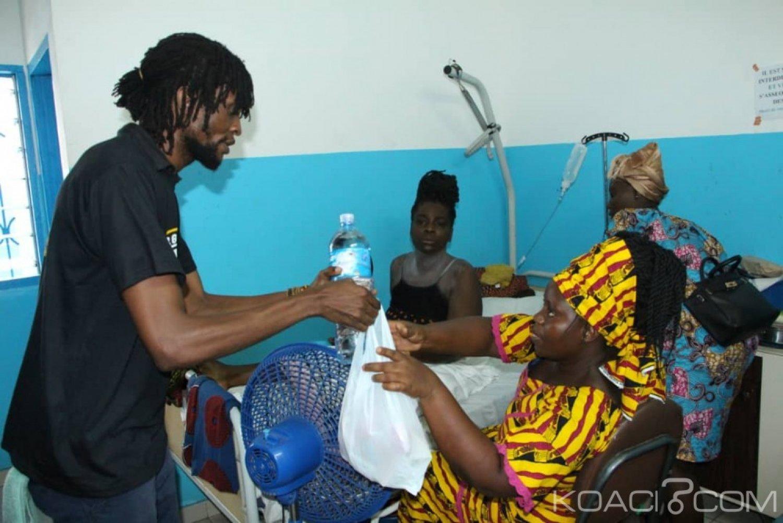 Côte d'Ivoire ; A Abobo,  l'urgence panafricaniste soulage des malades «nous ne devons pas tout attendre de nos dirigeants »
