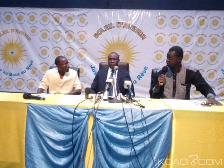 Burkina Faso : Le professeur Abdoulaye Soma candidat à la présidentielle de 2020