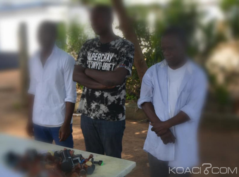 Côte d'Ivoire: Trois spécialistes en attribution de faux documents administratifs arrêtés à Cocody