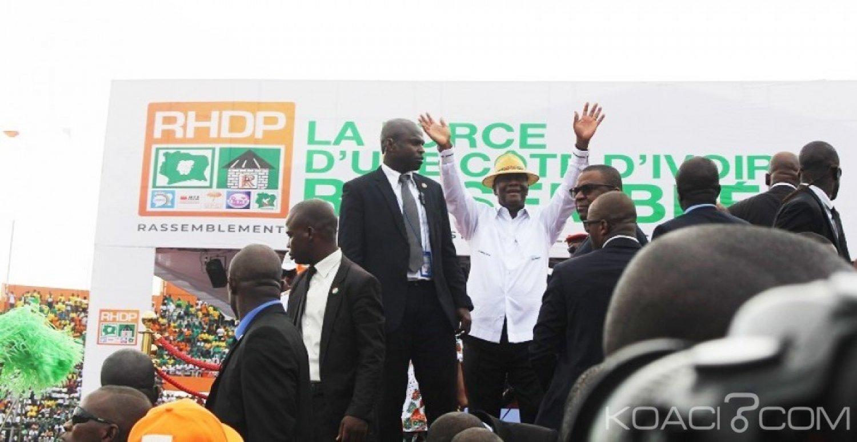 Côte d'Ivoire: Première réunion du Conseil Politique du RHDP dont on ignore l'ordre du jour