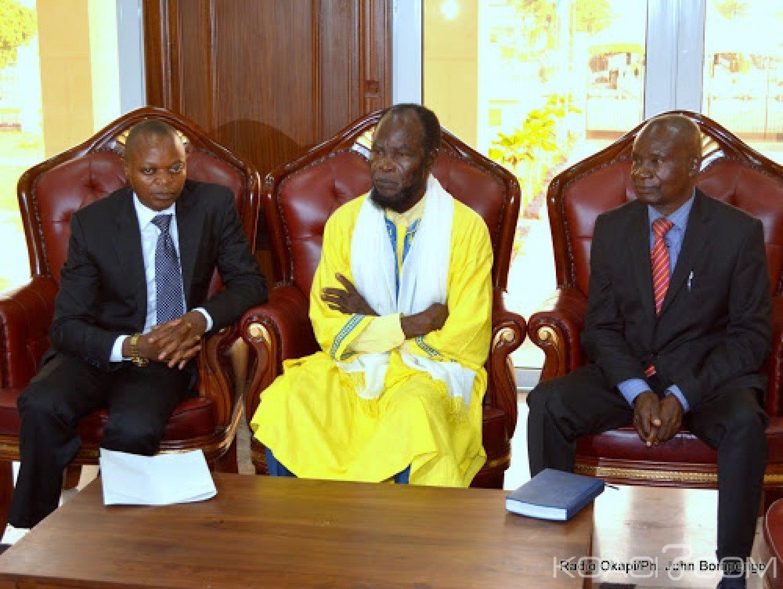 RDC:   Le gourou Muanda Nsemi réapparait à Kinshasa, deux ans après son évasion
