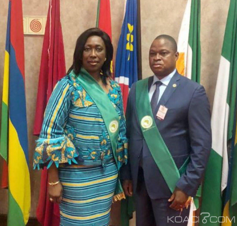 Côte d'Ivoire : Deux sénateurs ivoiriens intègrent le parlement africain